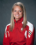 2010-11 UW Swimming and Diving Team - Ashley Wanland. (Photo by David Stluka)