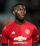 Timothy Fosu-Mensah of Manchester United during the UEFA Europa League match at Old Trafford Stadium, Manchester. Picture date: September 29th, 2016. Pic Matt McNulty Sportimage