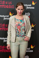 Sara Ballesteros attend the Premiere of the movie &quot;El club de los incomprendidos&quot; at callao Cinema in Madrid, Spain. December 1, 2014. (ALTERPHOTOS/Carlos Dafonte) /NortePhoto<br />