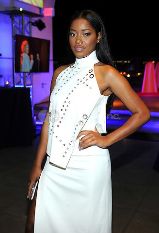 SAN DIEGO, CA - JULY 10: Keke Palmer at the 2015 Fox, FX, and 20th Century Fox Television Comic-Con party at the Andaz Hotel on July 10, 2015 in San Diego, California. Credit: PGFM/MediaPunch