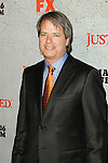 GRAHAM YOST. Arrivals to the premiere screening of the FX original drama series, Justified, at the Directors Guild of America. Los Angeles, CA, USA. March 8, 2010.
