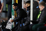 Mikel Arteta assistant coach at Manchester City during the Premier League match at Turf Moor, Burnley. Picture date: 3rd December 2019. Picture credit should read: Simon Bellis/Sportimage