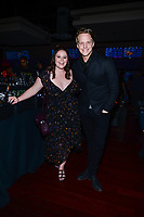 NEW YORK CITY - MARCH 15: Kether Donohue and Chris Geere attends FX Networks 2018 Annual All-Star Bowling Party at Lucky Strike Manhattan on March 15, 2018 in New York City. (Photo by Anthony Behar/FX/PictureGroup)