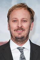 "director, James Bobin<br /> at the premiere of ""Alice Through the Looking Glass"" held at the Odeon Leicester Square, London<br /> <br /> <br /> ©Ash Knotek  D3117  10/05/2016"