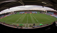 A general view of The Stoop, home of Harlequins<br /> <br /> Photographer Bob Bradford/CameraSport<br /> <br /> Premiership Rugby Cup Round 2 Pool 1 - Harlequins v Newcastle Falcons - Sunday 4th November 2018 - Twickenham Stoop - London<br /> <br /> World Copyright &copy; 2018 CameraSport. All rights reserved. 43 Linden Ave. Countesthorpe. Leicester. England. LE8 5PG - Tel: +44 (0) 116 277 4147 - admin@camerasport.com - www.camerasport.com