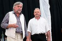 Roland BROU et Jean-Pierre QUERE