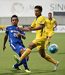 Tampines Rovers FC (SIN) vs Felda United FC (MAS) during the AFC Cup 2017 Group G match at the Jalan Besar Stadium on 21 February 2017 in Singapore, Singapore. Photo by Weixiang Lim / Power Sport Images