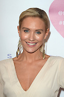 LOS ANGELES, CA - JUNE 25: Nicky Whelan at the together1heart launch party hosted by AnnaLynne McCord at Sofitel Hotel on June 25, 2016 in Los Angeles, California. Credit: David Edwards/MediaPunch