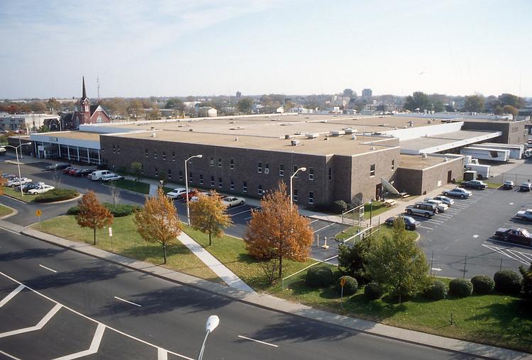 1995 November 29..Redevelopment.Church Street..CHURCH STREET POST OFFICE...NEG#.NRHA#..