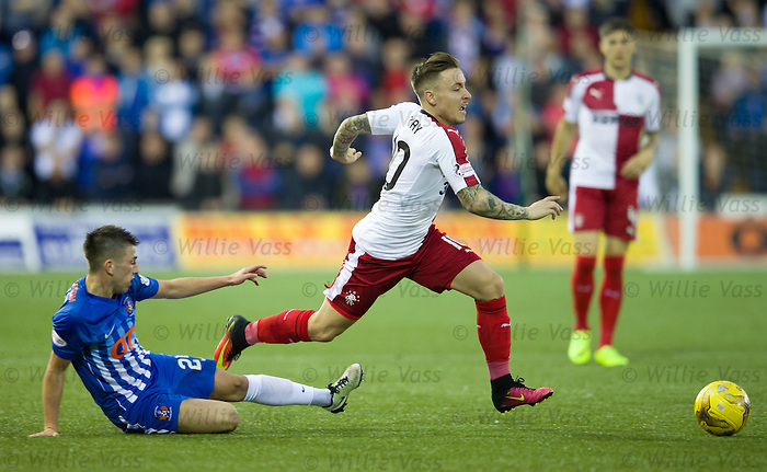 Greg Taylor and Barrie McKay