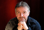 Irish writer John Connolly in 2012, Lyon.
