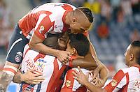 Atletico Junior vs Independiente Medellin, 29-10-2015. LA II_2015