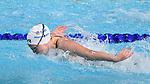 Keanna MACINNES (SCO) in the womens 100m butterfly semi-final 2. Swimming finals. XXI Commonwealth games. Optus Aquatics Centre. Gold Coast 2018. Queensland. Australia. 05/04/2018. ~ MANDATORY CREDIT Garry Bowden/SIPPA - NO UNAUTHORISED USE - +44 7837 394578