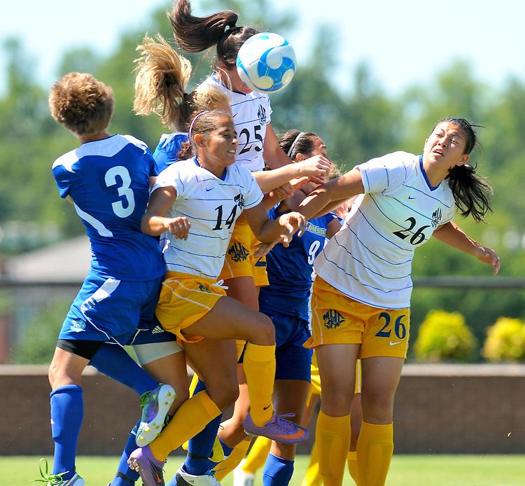 Mars Hill vs. Limestone Womens Soccer