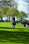 Badminton, Gloucestershire, United Kingdom, 4th May 2019, James Sommerville riding Talent during the Cross Country Phase of the 2019 Mitsubishi Motors Badminton Horse Trials, Credit:Jonathan Clarke/JPC Images