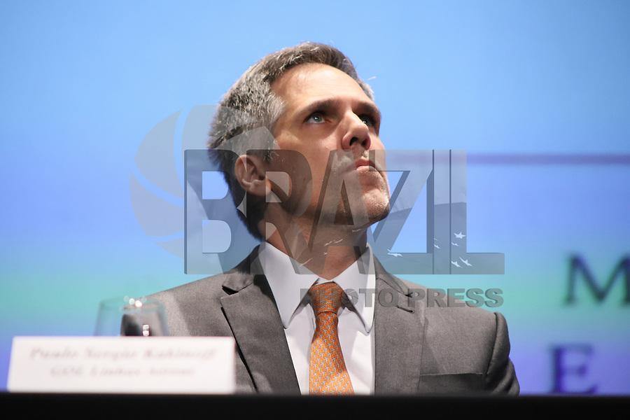 SÃO PAULO, SP, 05.11.2019 - POLITICA-SP - Paulo Sergio Kakinoff, CEO da Gol Linhas Aéreas, participa do Fórum Brasileiro de Transporte Aéreo, no WTC Events, em São Paulo, nesta terça-feira, 5. (Foto Charles Sholl/Brazil Photo Press)