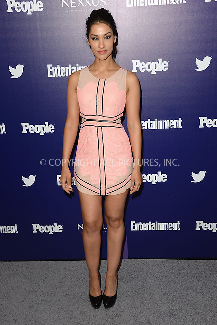 WWW.ACEPIXS.COM<br /> May 11, 2015 New York City<br /> <br /> Janina Gavankar attending the Entertainment Weekly and People celebration of The New York Upfronts at The Highline Hotel onMay 11, 2015 in New York City.<br /> <br /> Please byline: Kristin Callahan/AcePictures<br /> <br /> Tel: (646) 769 0430<br /> e-mail: info@acepixs.com<br /> web: http://www.acepixs.com