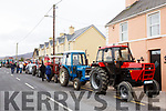 James Ashe Memorial Tractor Run at the Anvil Bar, Boolteens, Castlemaine on Sunday last