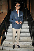 Hu Bing at the LFW (Men's) s/s 2019 GQ Dinner to close this season's London Fashion Week Men's, Palm Court at The Principal London, Russell Square, London, England, UK, on Monday 11 June 2018.<br /> CAP/CAN<br /> &copy;CAN/Capital Pictures