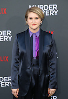 LOS ANGELES, CA - JUNE 10: Jillian Bell, at the Los Angeles Premiere Screening of Murder Mystery at Regency Village Theatre in Los Angeles, California on June 10, 2019. <br /> CAP/MPIFS<br /> ©MPIFS/Capital Pictures