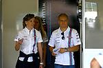 Susie Wolff hat heute best&auml;tigt, dass sie zur Offiziellen Testfahrerin f&uuml;r WILLIAMS MARTINI RACING in der Formel-1-Saison 2015 ernannt worden ist. Dieser Meilenstein ist ein weiterer Schritt in die richtige Richtung in der Formel-1-Karriere der 31-J&auml;hrigen.<br /> <br /> Im Zuge dieses Aufstiegs wird Susie in zwei Formel-1-Rennen und an zwei Testtagen in der Formel-1-Saison 2015 im Williams Mercedes FW37 das Steuer &uuml;bernehmen. Sie wird au&szlig;erdem umfangreiche Simulator-Tests durchf&uuml;hren, um dem Team bei der laufenden Weiterentwicklung der beiden Boliden zu helfen, dem FW37 und dem FW38.<br /> Archiv aus: <br /> Susie Wolff (GBR), Williams F1 Team test driver - Valtteri Bottas (FIN), Williams F1 Team<br /> for the complete Middle East, Austria &amp; Germany Media usage only!<br />  Foto &copy; nph / Mathis