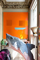 shark artwork