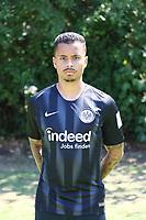 Allen Rodrigues de Souza (Eintracht Frankfurt) - 26.07.2018: Eintracht Frankfurt Mannschaftsfoto, Commerzbank Arena