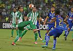 Atlético Nacional venció 4-0 a Delfín. Fecha 2 Fase de grupos de la Conmebol Libertadores 2018.