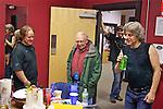 Jon, His Dad & Mike Gordon At Port City Music Hall