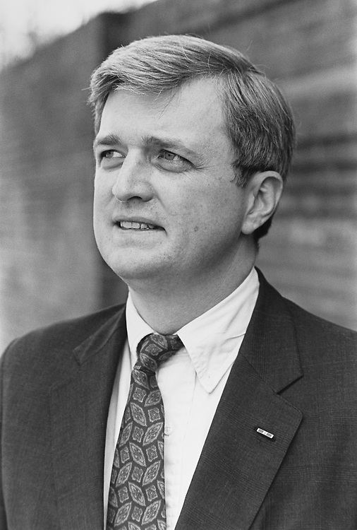 Van D. Hipp Jr. of South Carolina ran for House in 1994. Photo taken May 3, 1993 (Photo by Chris Martin/CQ Roll Call)