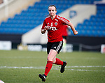 Kasia Lipka of Sheffield Utd during the The FA Women's Championship match at the Proact Stadium, Chesterfield. Picture date: 8th December 2019. Picture credit should read: Simon Bellis/Sportimage