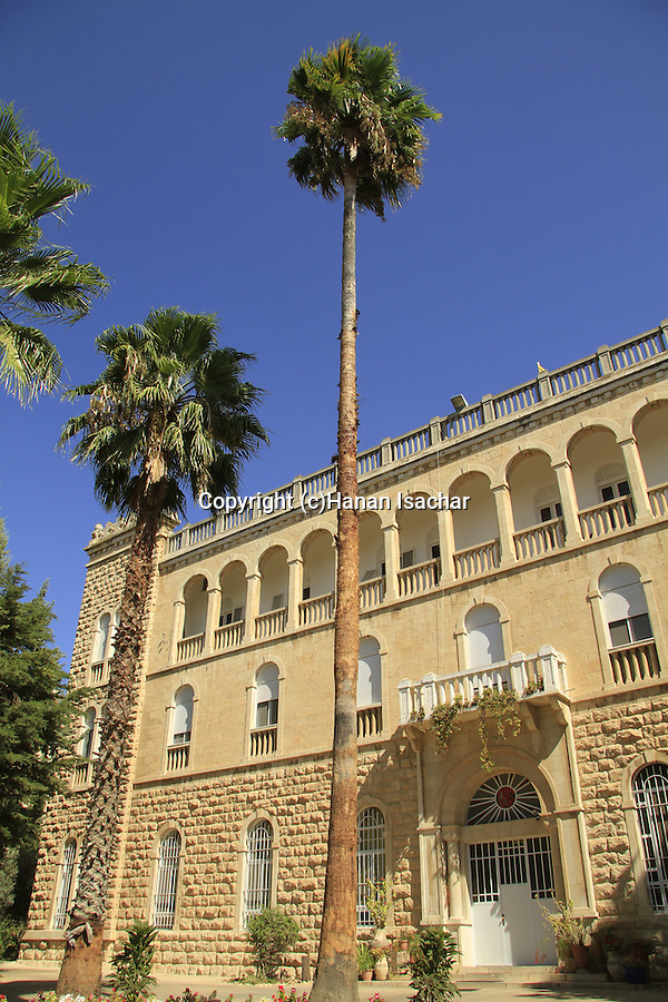 Israel, Jerusalem, the Pontifical Biblical Institute
