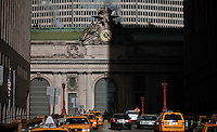 New York's Grand Central Terminal will marks its 100th anniversary on Feb. 2.United States. 23/01/2013 Photo by Kena Betancur/VIEWpress.