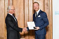 20180416 Diplom- och stipendieutdelning på Kungliga slottet i Stockholm. Konungens stiftelse Ungt Ledarskap.