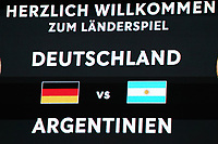 - 09.10.2019: Deutschland vs. Argentinien, Signal Iduna Park, Freunschaftsspiel<br /> DISCLAIMER: DFB regulations prohibit any use of photographs as image sequences and/or quasi-video.