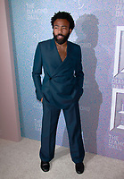 NEW YORK, NY - SEPTEMBER 13: Childish Gambino at the Clara Lionel Foundation&rsquo;s 4th Annual Diamond Ball at Cipriani Wall Street in New York City on September 13, 2018. <br /> CAP/MPI99<br /> &copy;MPI99/Capital Pictures