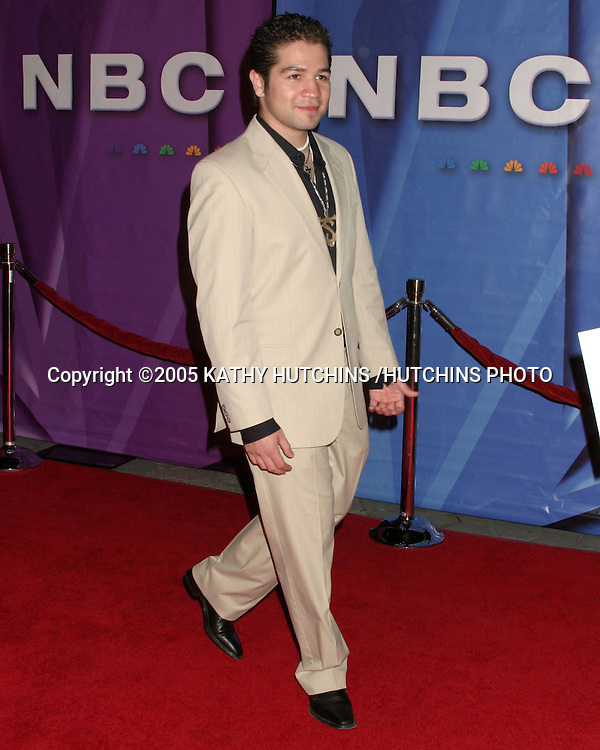 ©2005 KATHY HUTCHINS /HUTCHINS PHOTO.NBC/ UNIVERSAL TELEVISION CRITICS ASSOC.PARTY.UNIVERSAL CITY, CA.JANUARY 21, 2005..ALFONSO GOMEZ.
