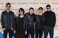 Dorian Band during the event of  Pull&beard brand at Naron, A Coruna. September 22, 2016. (ALTERPHOTOS/Rodrigo Jimenez) /NORTEPHOTO