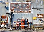 Clarksdale, Mississippi, Shack Up Inn, Hotel, Vintage Memorabilia