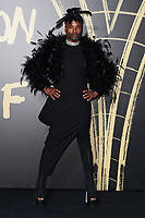 LONDON, UK. September 14, 2019: Billy Porter at the Fashion for Relief Show 2019 at the British Museum, London.<br /> Picture: Steve Vas/Featureflash