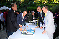 LOS ANGELES - APR 9: Julian Sands, David Rambo, Keith McNutt, John Holly at The Actors Fund's Edwin Forrest Day Party and to commemorate Shakespeare's 453rd birthday at a private residence on April 9, 2017 in Los Angeles, California