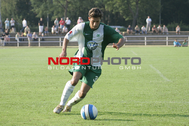 FBL 06/ 07- Vorbereitung -Trainingsspiel<br /> <br /> Emre Oeztuerk #31<br /> <br /> <br /> Foto &copy; nordphoto <br /> <br />  *** Local Caption ***
