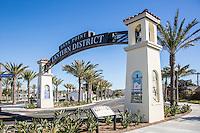 Dana Point Lantern District Gateway Arch