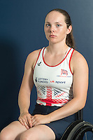 Caversham, Reading, . United Kingdom.   TAMix2x, Lauren ROWLES. GBRowing team, Media day for Paralympic  Team  to compete at the  2016 Rio Games.   Tuesday  19/07/2016, [Mandatory Credit Peter Spurrier/Intersport Images] Para Rowing