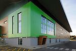 Veolia Materials Recycling Facility, Gillmoss