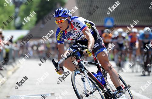 2012-05-28 / Wielrennen / seizoen 2012 / Elite Borsbeek - Stan Ockers Classic / Olivier Pardini..Foto: Mpics.be