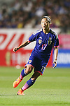 Yuki Ogimi (JPN),<br /> MAY 28, 2015 - Football / Soccer : KIRIN Challenge Cup 2015 match between Japan 1-0 Italy at Minaminagano Sports Park in Nagano, Japan.<br /> (Photo by AFLO)