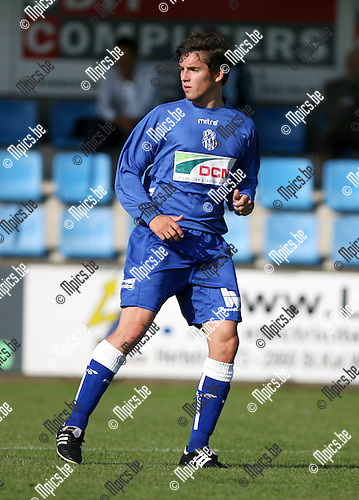 2009-07-19 / Seizoen 2009-2010 / Voetbal / Katelijne FC / Kurt Baetens..Foto: Maarten Straetemans (SMB)