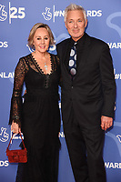 LONDON, UK. October 15, 2019: Martin Kemp & Shirlie Kemp at the National Lottery Awards 2019, London.<br /> Picture: Steve Vas/Featureflash