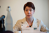 ERSA Chief Executive Kirsty McHugh, Social Market Foundation conference on welfare reform, sponsored by Serco and Welfare to Work.